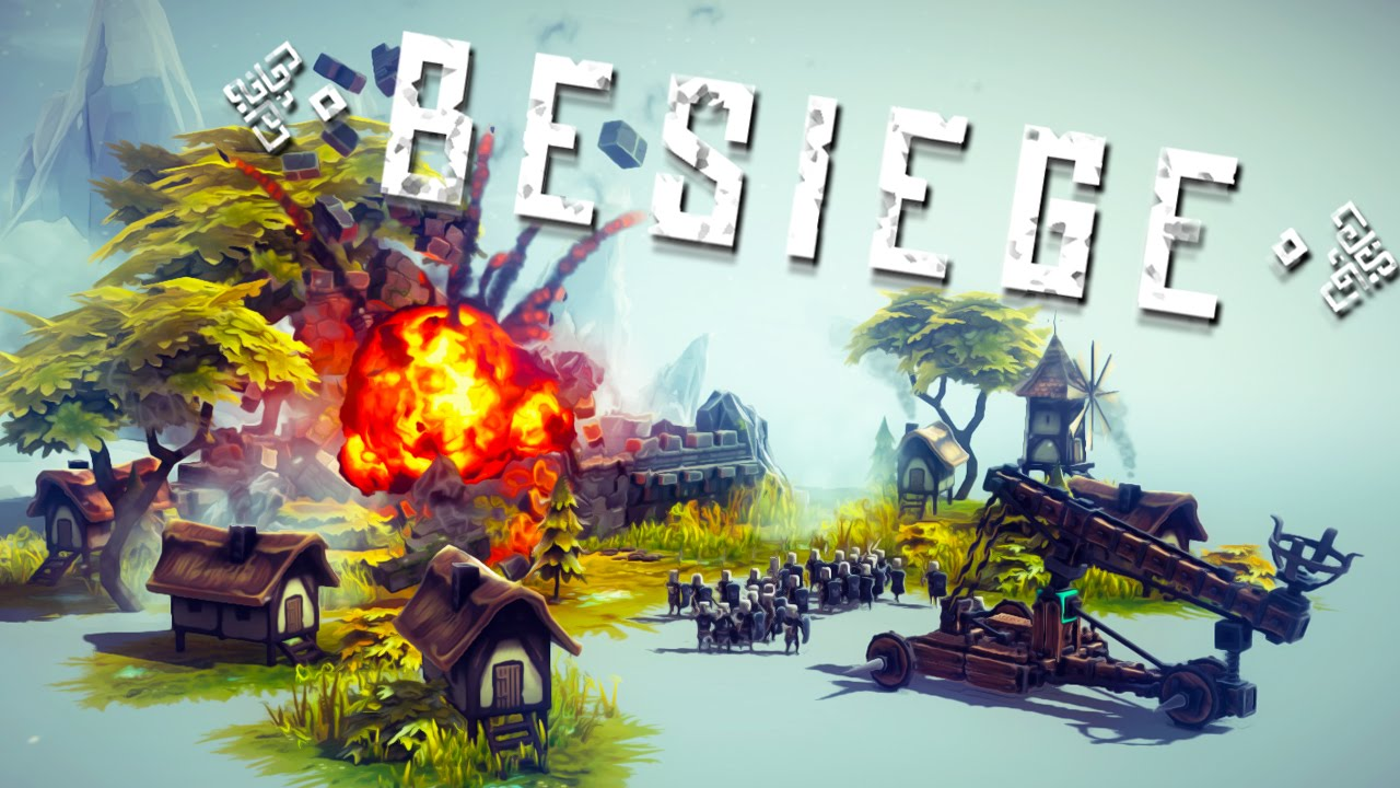 Besiege telecharger gratuit de PC et Torrent