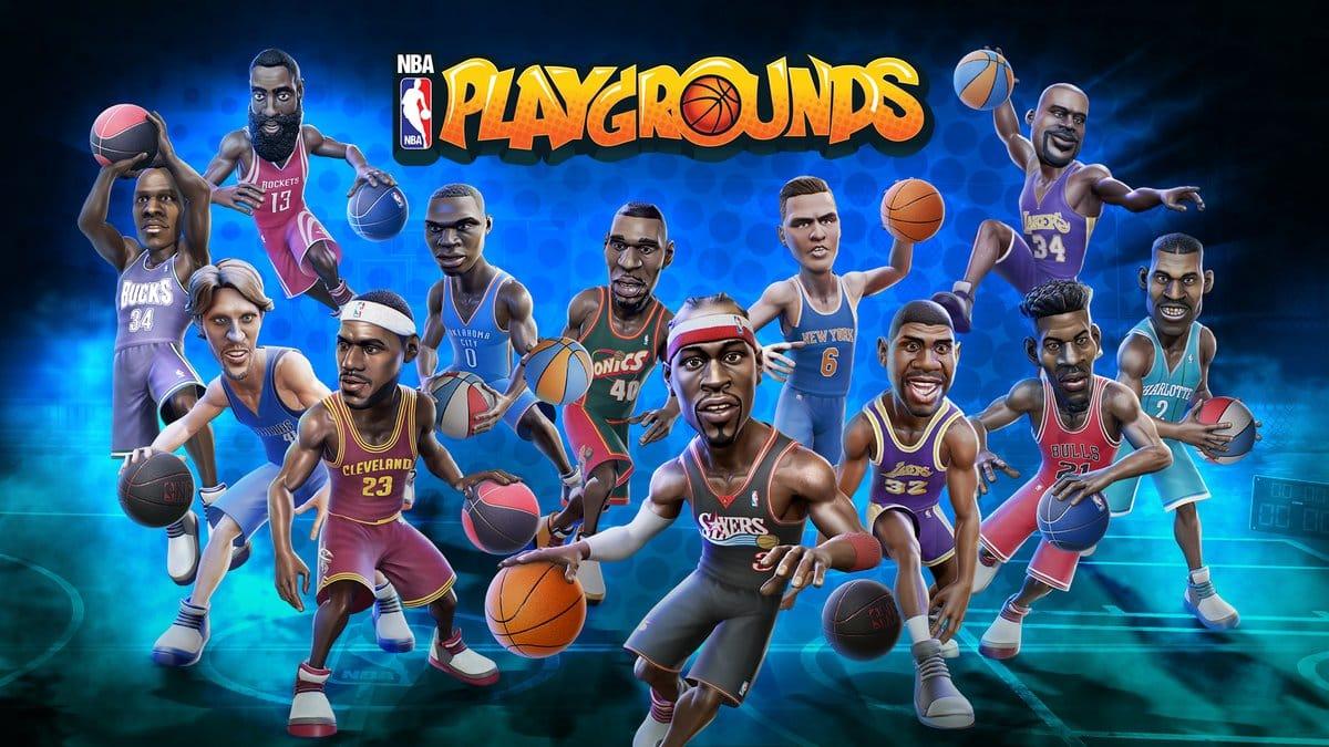 NBA Playgrounds telecharger gratuit de PC et Torrent