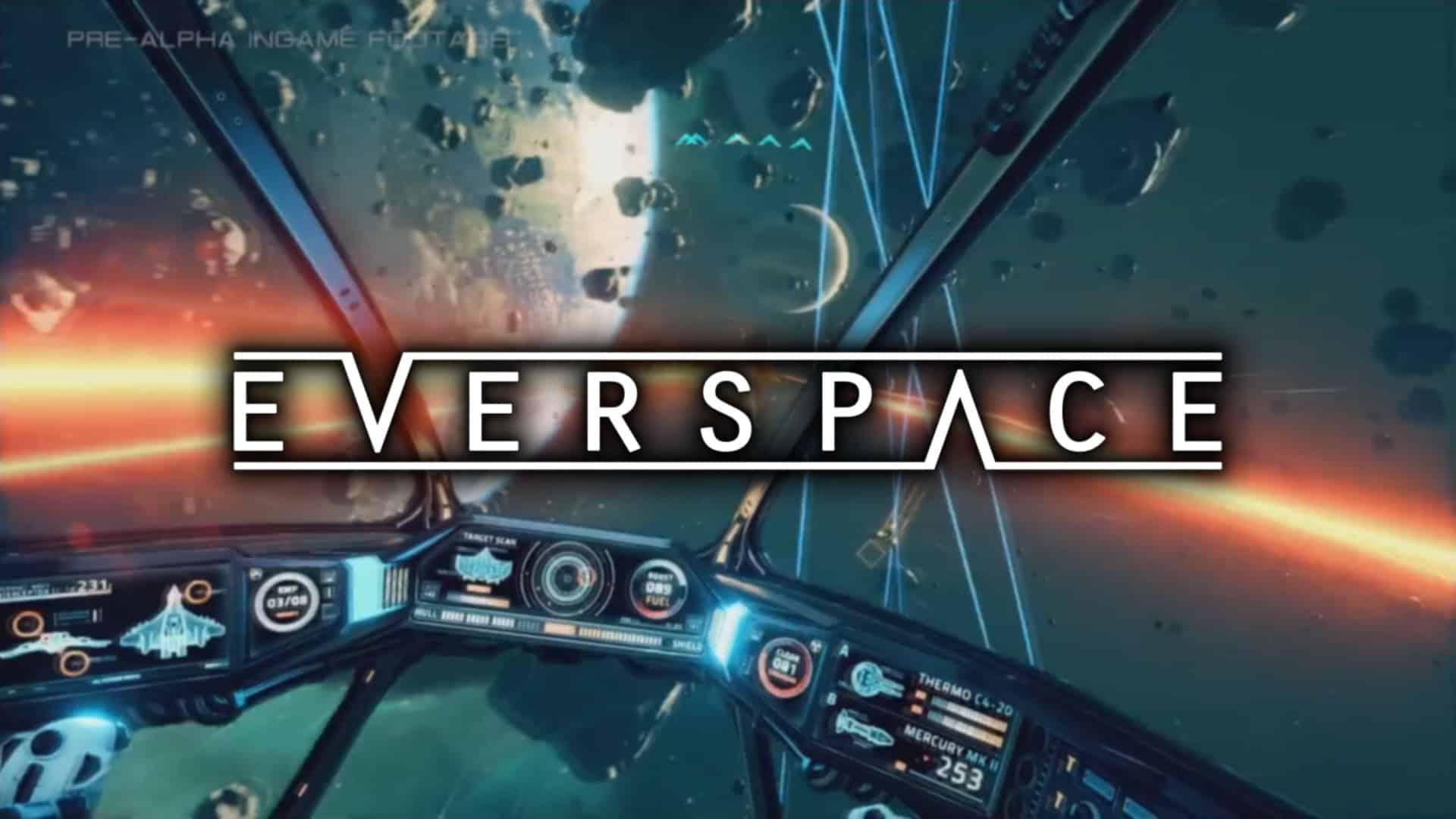 Everspace telecharger gratuit de PC et Torrent