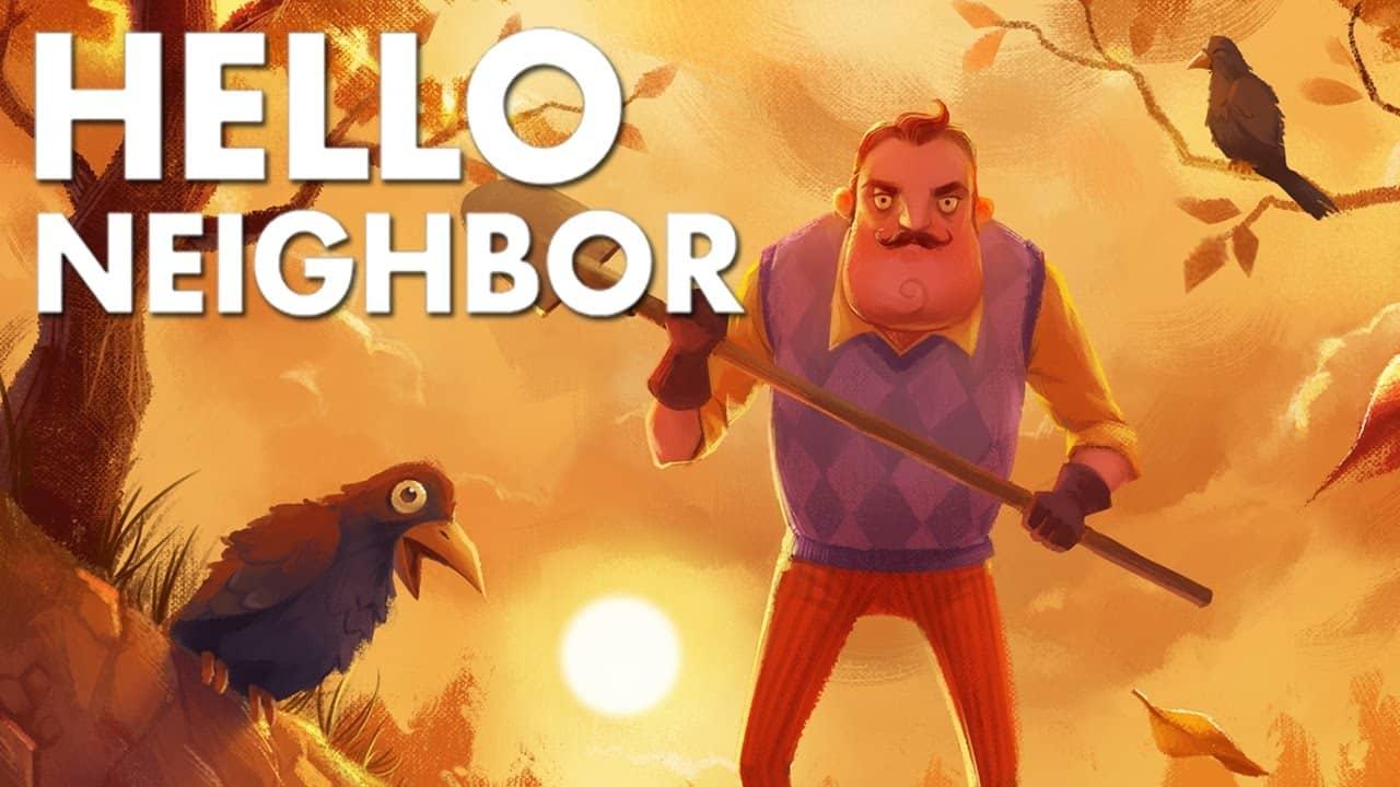 Hello Neighbor telecharger gratuit