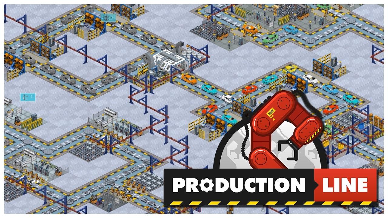 Production Line telecharger gratuit de PC et Torrent