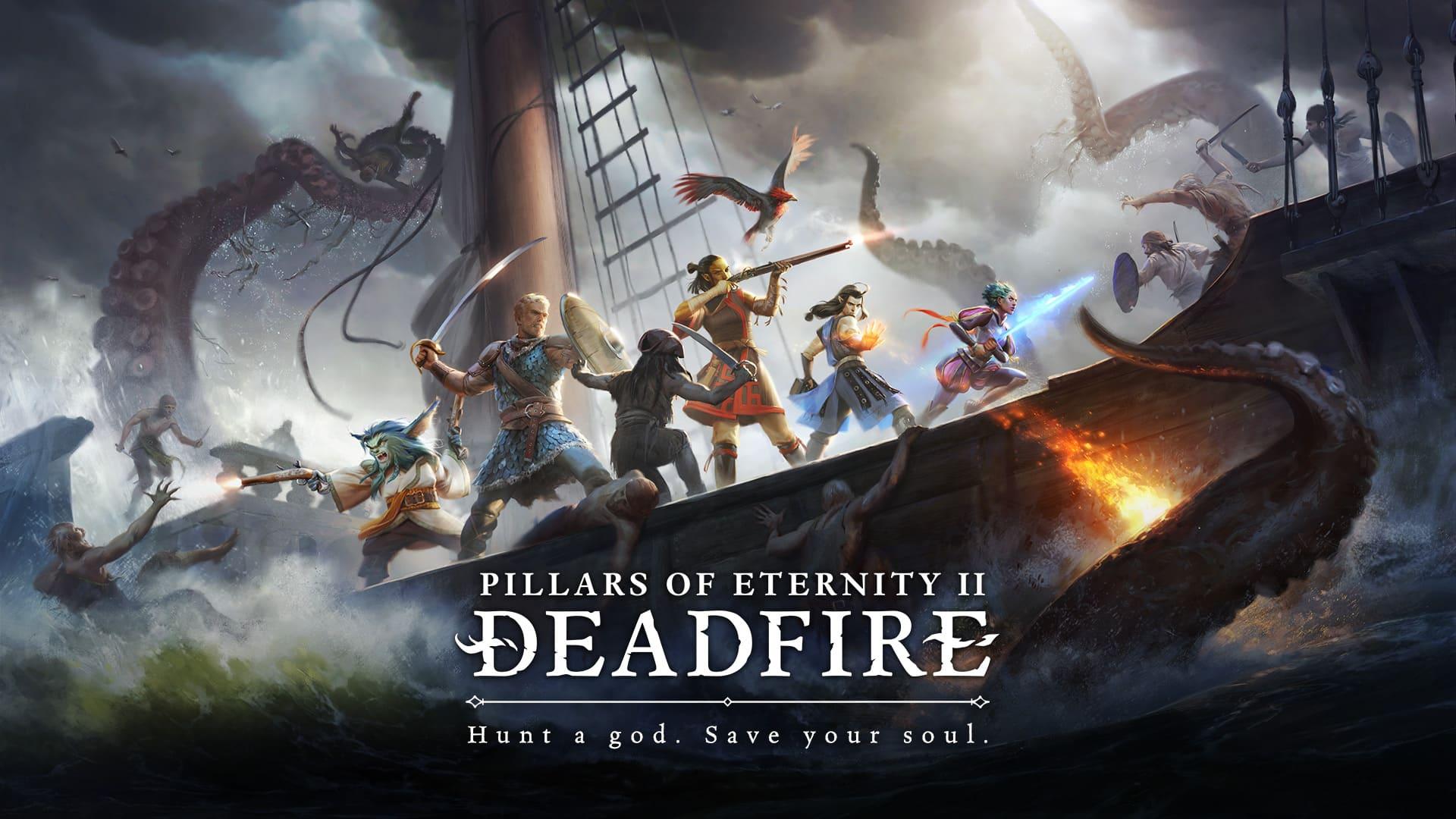 Pillars of Eternity II: Deadfire telecharger gratuit de PC et Torrent