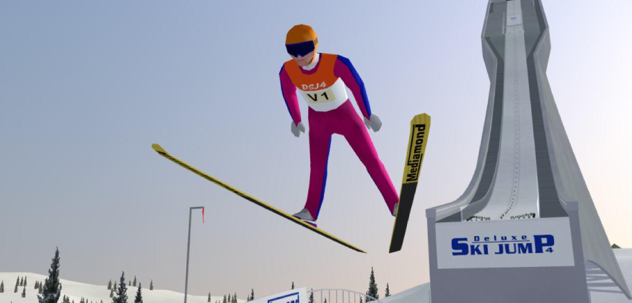 Deluxe Ski Jump 4 telecharger gratuit de PC et Torrent