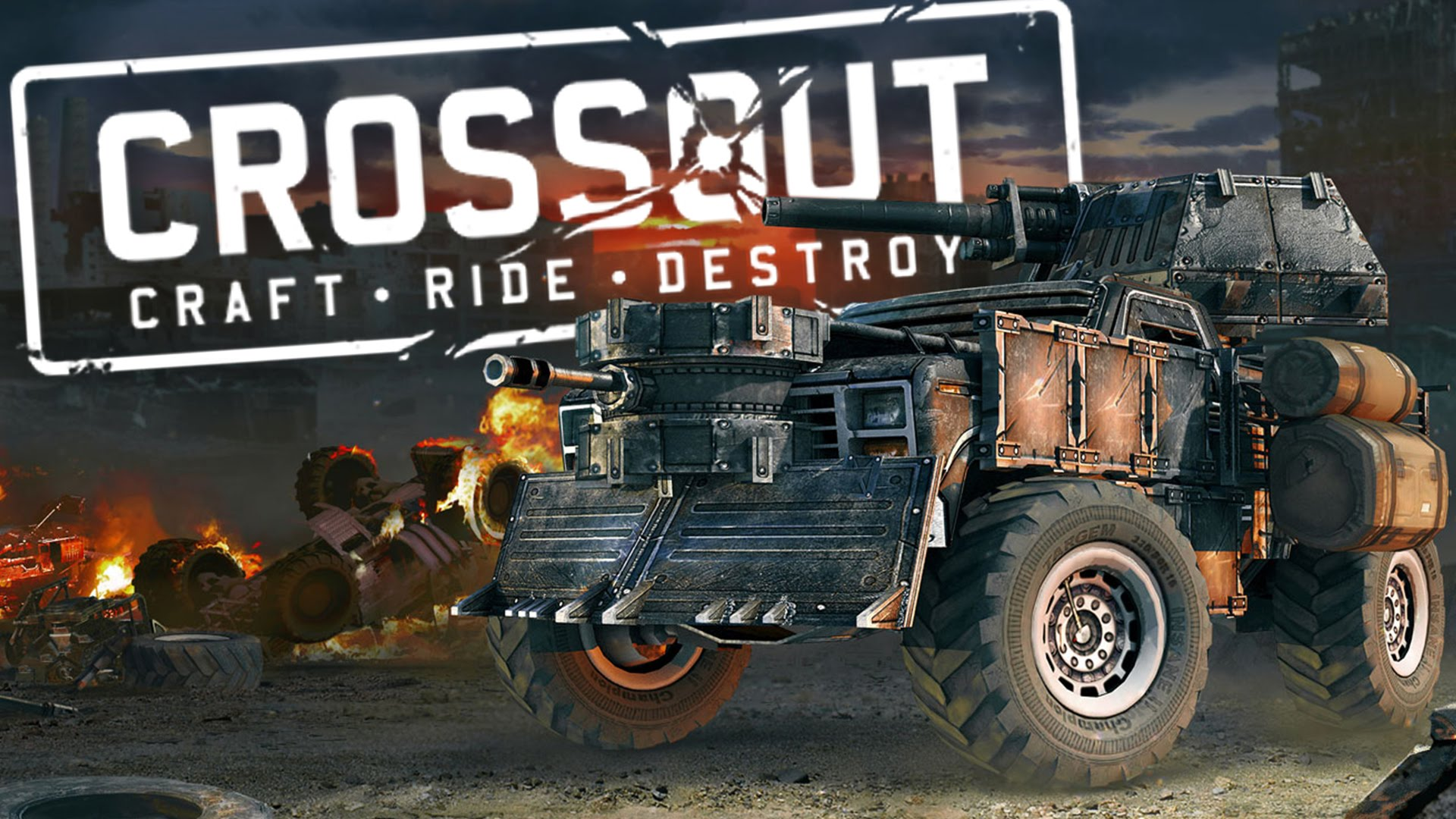 Crossout telecharger gratuit de PC et Torrent