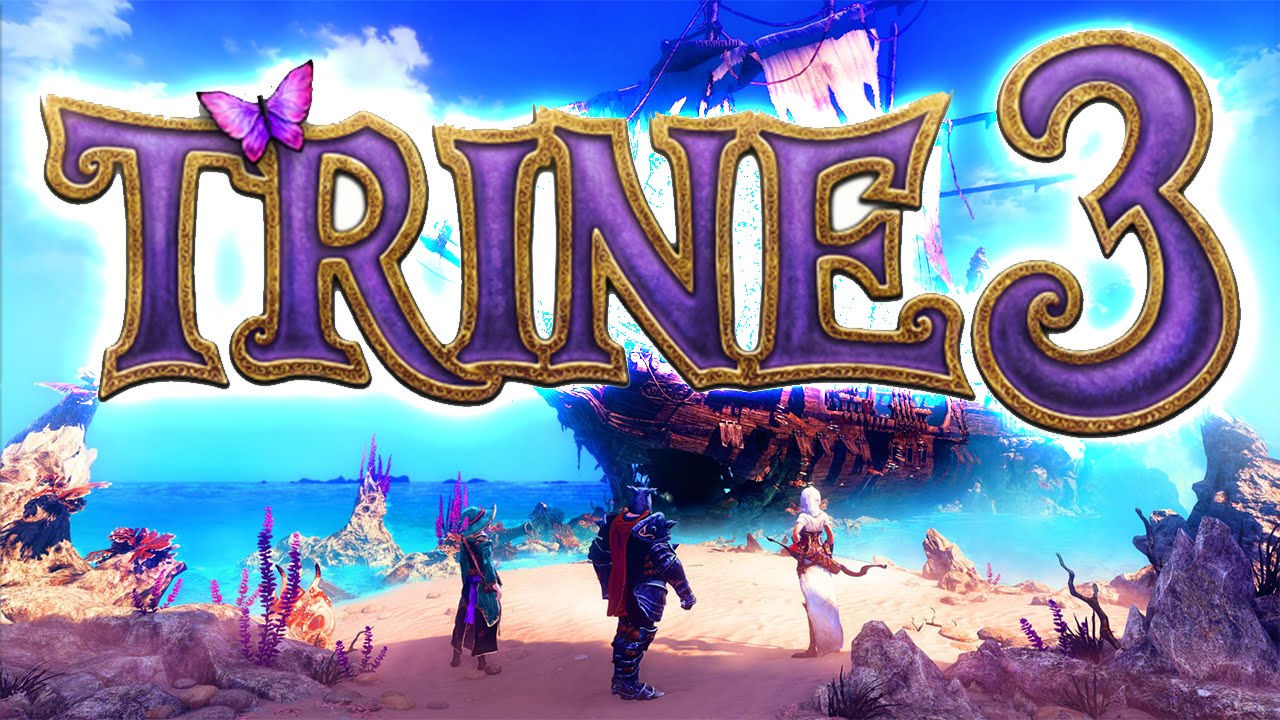 Trine 3 telecharger gratuit de PC et Torrent