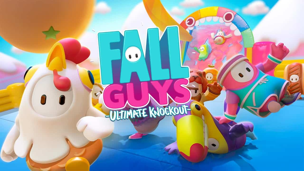 Fall Guys Ultimate Knockout PC Gratuit