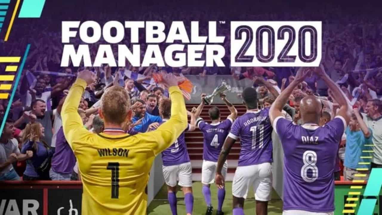 Football Manager 2020 télécharger jeu