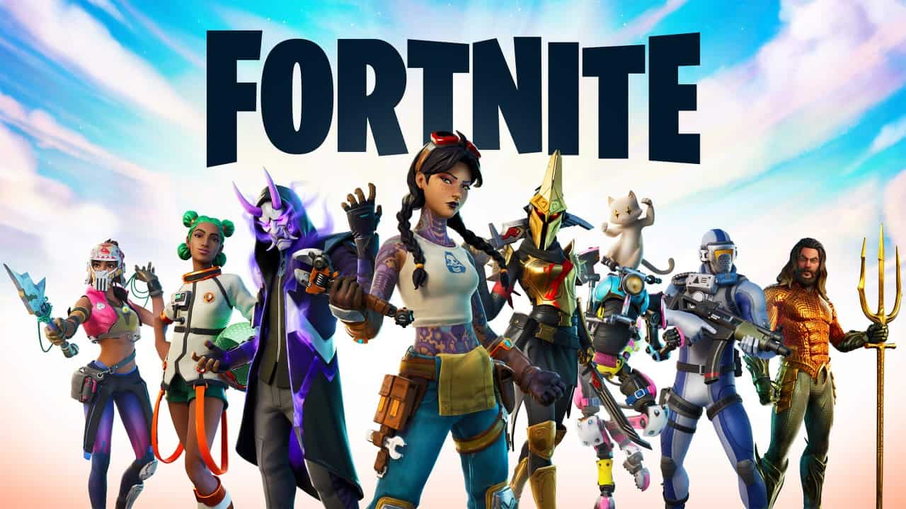 Fortnite telecharger gratuit de PC