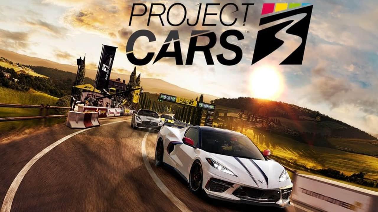 Project Cars 3 télécharger jeux
