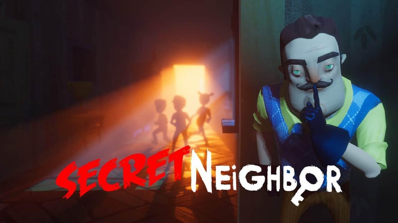 Secret Neighbor PC gratuit jeu
