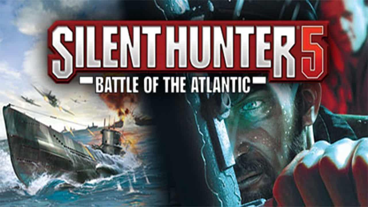 Silent Hunter 5 Battle of the Atlantic télécharger
