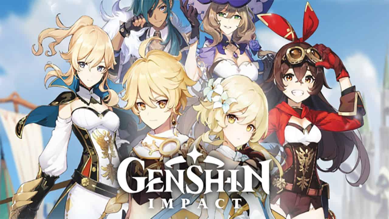 Genshin Impact jeux gratuit telecharger