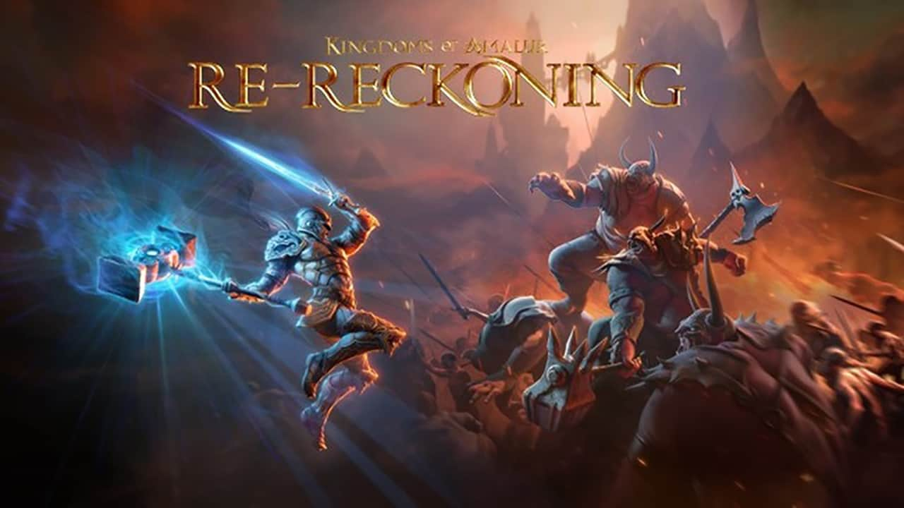 Kingdoms of Amalur Re-Reckoning jeux