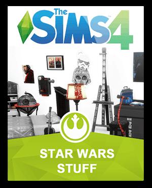 Les Sims 4 Star Wars