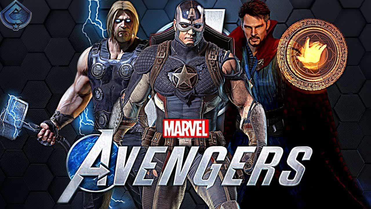Marvels Avengers Gratuit