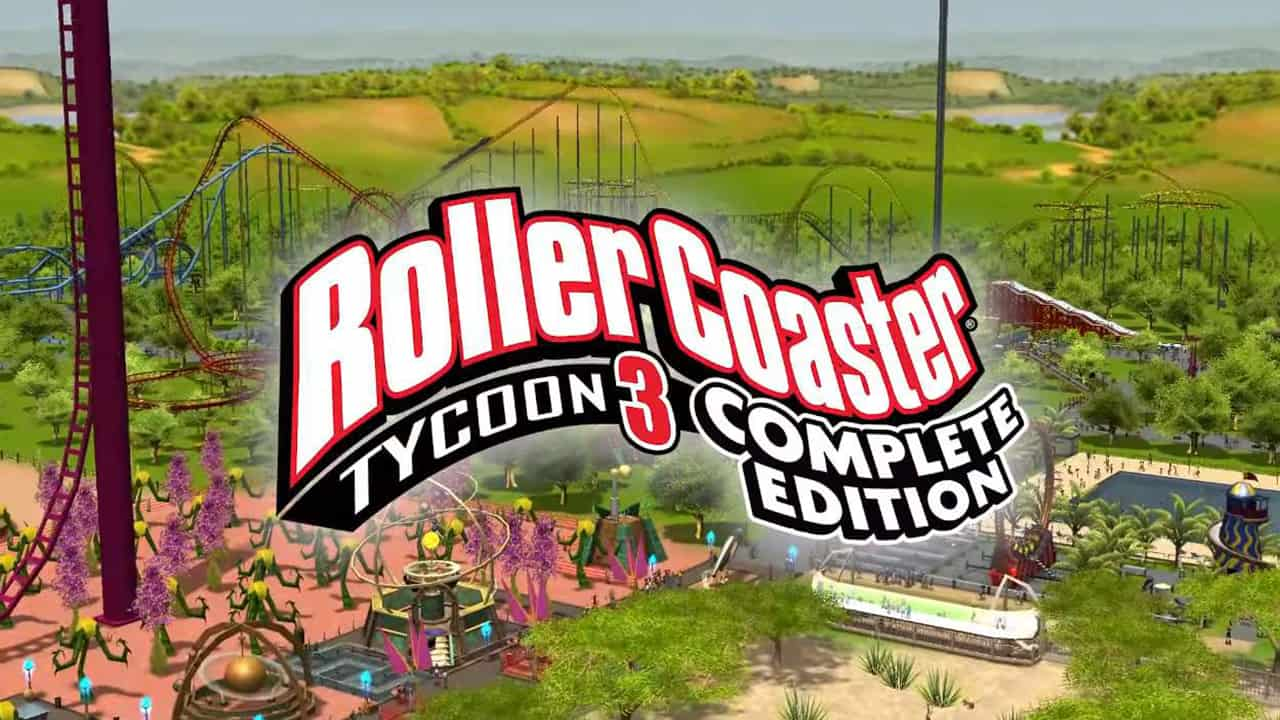 RollerCoaster Tycoon 3 Complete Edition jeux