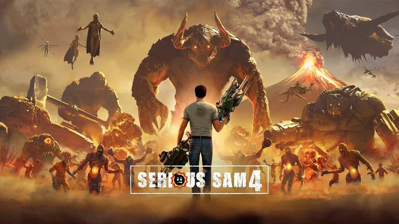 Serious Sam 4 télécharger jeux