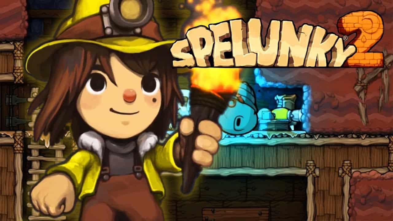 Spelunky 2 jeux gratuit
