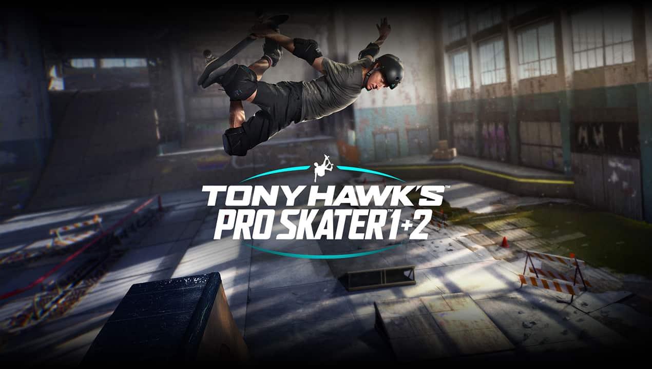 Tony Hawks Pro Skater 1+2 télécharger