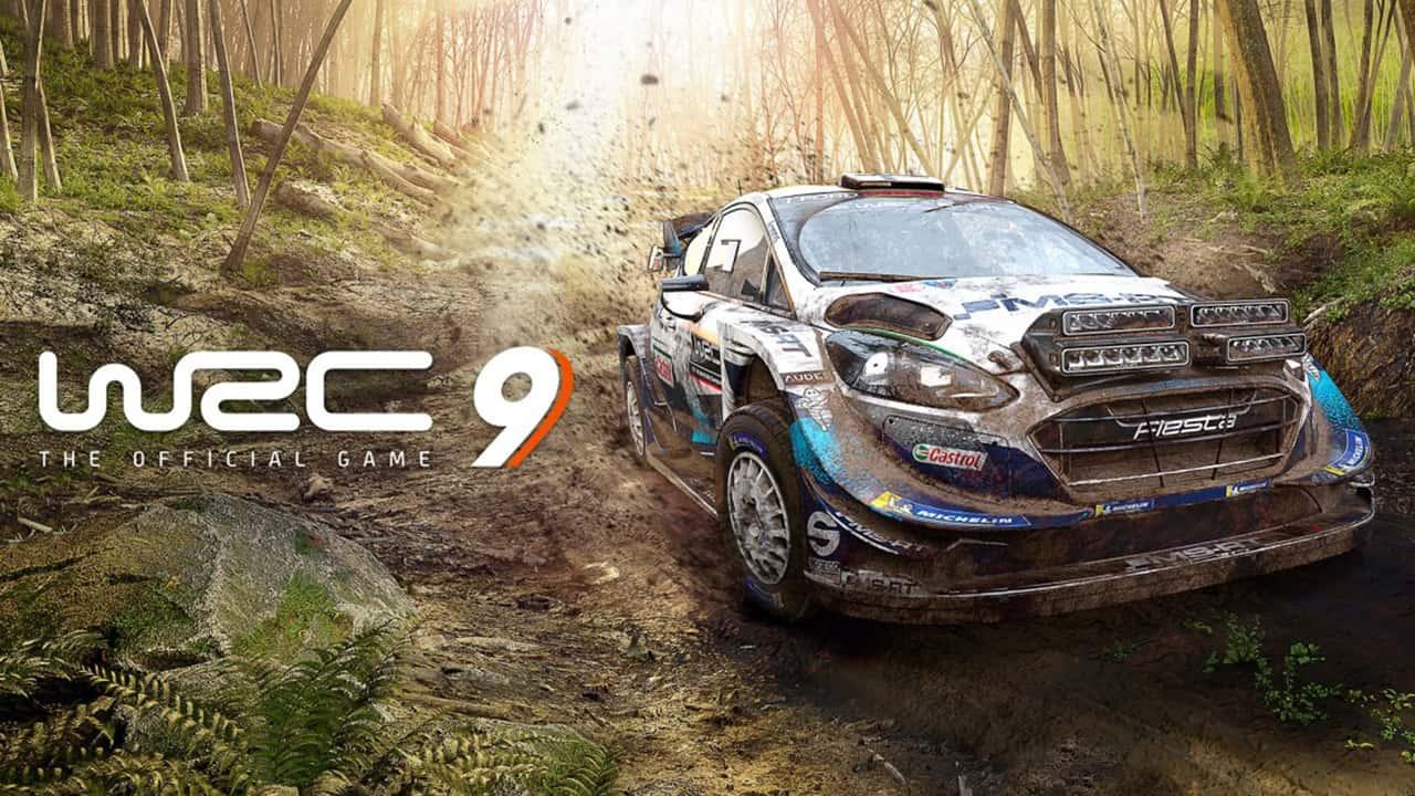 WRC 9 Gratuit Télécharger