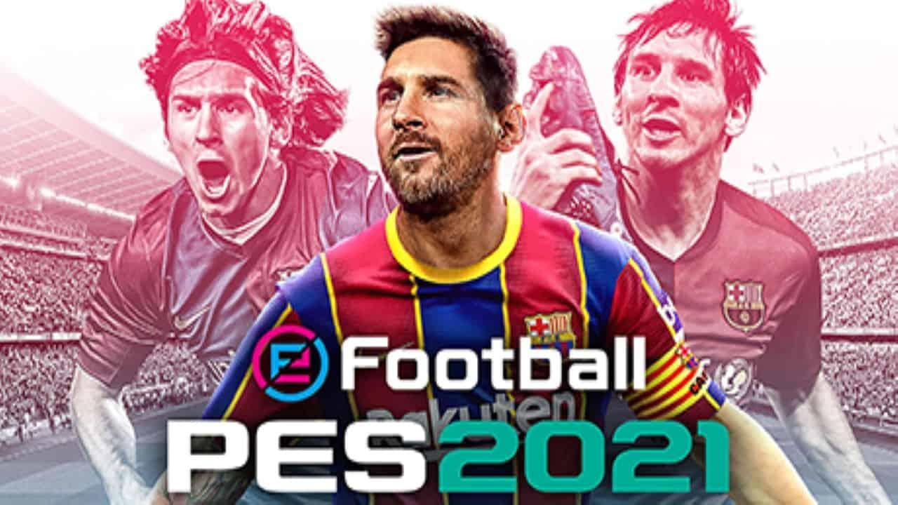 eFootball PES 2021 télécharger