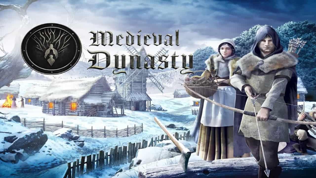 Medieval Dynasty gratuit jeux