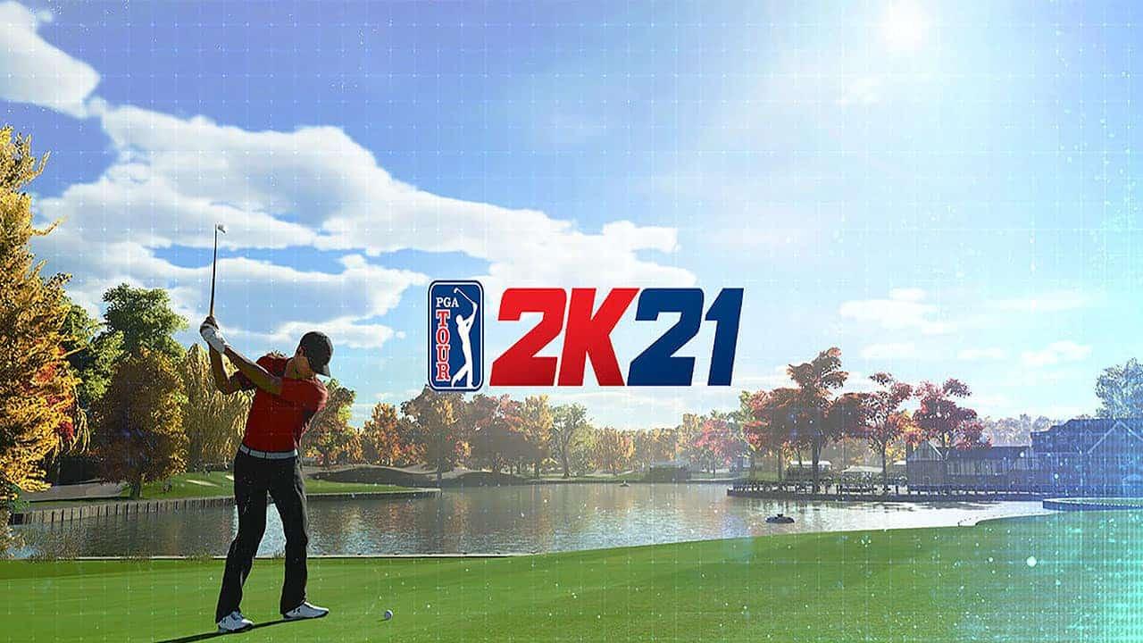 PGA Tour 2K21 jeux télécharger