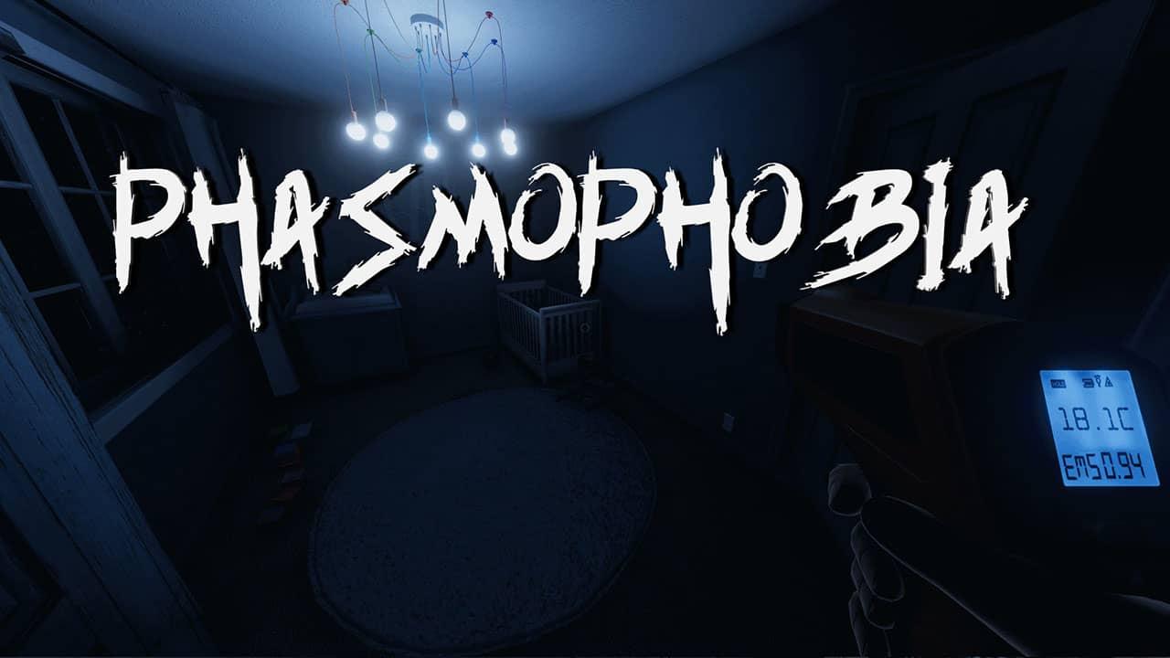 Phasmophobia Gratuit jeux télécharger