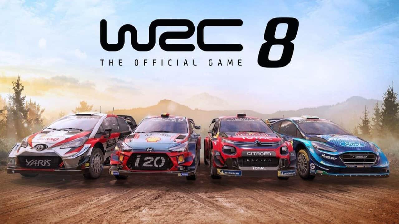 WRC 8 Gratuit PC jeu Télécharger