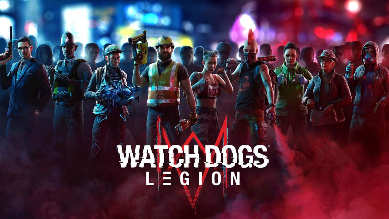 Watch Dogs Legion jeux PC télécharger