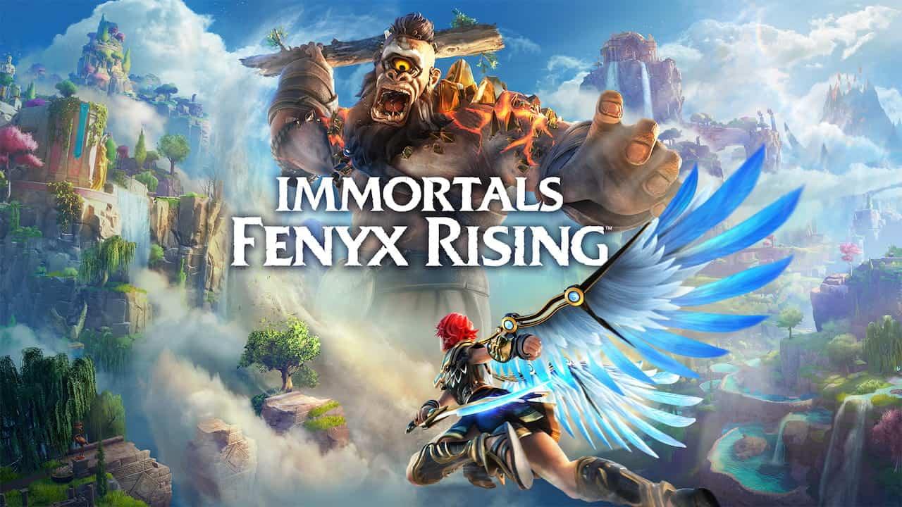 Immortals Fenyx Rising Jeux télécharger