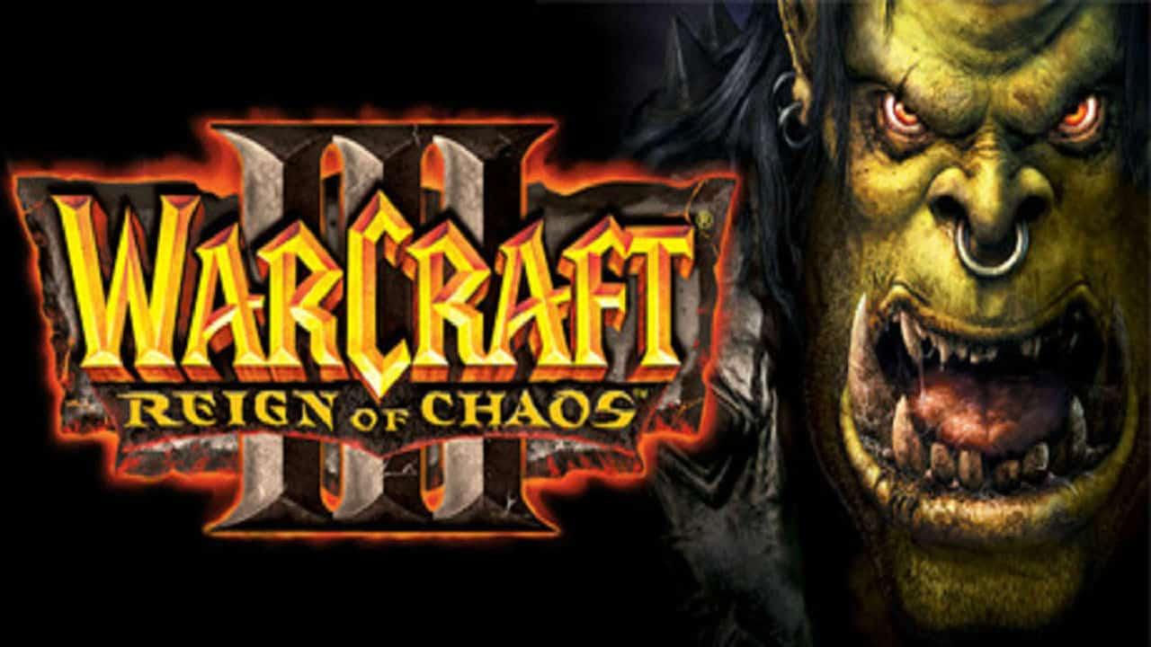 Warcraft III Reign of Chaos Gratuit télécharger