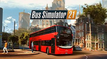 Bus Simulator 21 Télécharger gratuit jeux