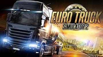 Euro Truck Simulator 2 télécharger jeux gratuit