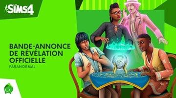 Les Sims 4 Paranormal télécharger gratuit pc