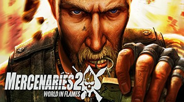 Mercenaries 2 World in Flames télécharger jeux