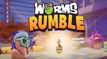 Worms Rumble Gratuit jeux télécharger