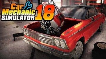 Car Mechanic Simulator 2018 Télécharger Gratuit